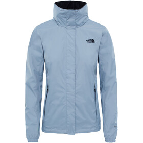 The North Face Resolve 2 Jas Dames grijs